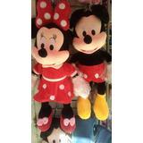 Mickey Y Minni Mouse Originales Disney