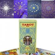 Cartas Tarot Rider + Paño Tirada 70cm.x70cm.c/bolsa
