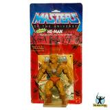 Masters Of The Universe He-man Heman Motu Vintage
