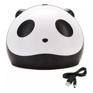 Cabina Panda Para Uñas Uv 36w 12 Luces Led Manicuría Manos