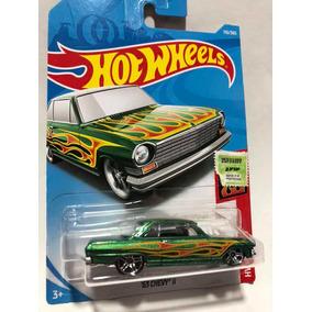 Auto De Colección Hot Wheels Chevy 63