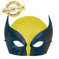 Máscara Wolverine X-men Marvel Festa Aniversário Cosplay