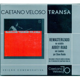 Cd Caetano Veloso - Transa / Com Luva - Novo***