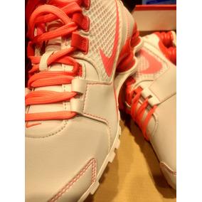 Calzado Nike Shox Avenue Se Blanco