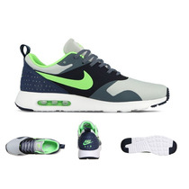 Air Max Tavas Green Edition Zapatillas Deportivas Gym Correr