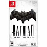 Batman: The Telltale Serie For Nintendo Switch