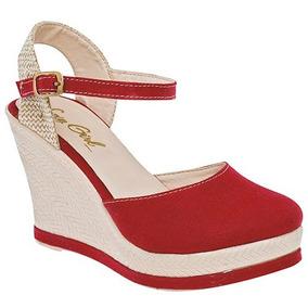 ef86878ab89 Sandalias Sexys Mujer - Zapatos Rojo en Mercado Libre México