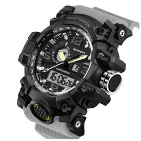 7b1f5ecfc84 Relogio H Shock Cinza - Relógios De Pulso no Mercado Livre Brasil