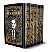 Colección Cuentos Completos Howard Phillips Lovecraft