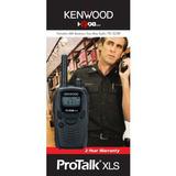 Kenwood Tk Protalk Portátil Uhf Negocios On-site Radio De D