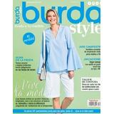 Burda Style 06/17 - Moda A Tú Medida. Con Patrones