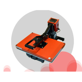 Plancha Pro Sublimacion 40x60 Bandeja Deslizable Automatica
