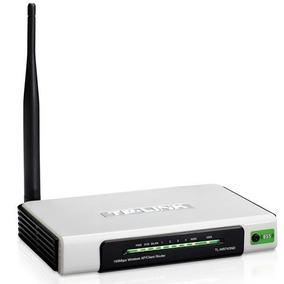 Defeito Para Peça Roteador Wireless Tp-link Tl-wr743nd 150mb