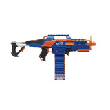 Pistola Nerf Rapidstrike Cs-18/meloni Tutito