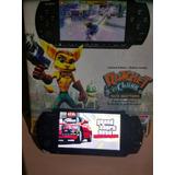 Psp 3001 Sony Original Edicion Limitada + Chip + Juegos