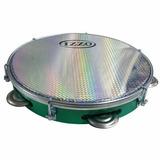 Izzo Pandeiro Samba 10 Abs Metalizado 3439 Housemusic