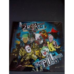 Los 25 Años De El Sepulcro Punk. Disco Individual
