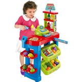 Mercadinho Infantil Turma Da Mônica Loja Conveniência 491300