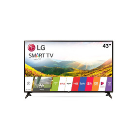 Tv 43 Led Lg Full Hd - Smart Tv, Wi-fi, Webos 3.5