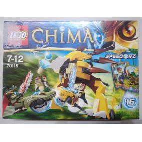 Lego Chima 70115 Ultimo Torneio Speedor Lacrado 3/1 Não