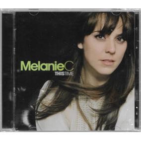 Cd Melanie C - This Time [argentino]
