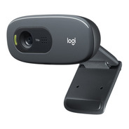 Webcam Logitech C270 Microfono Hd 720p 3mpx 960-000694