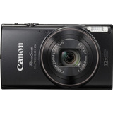 Canon Powershot Elph 360 20.2-mp Digital Camera - Black