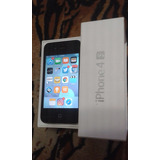 Iphone 4s Negro 16gb Digitel (libre Icloud)