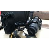 Kit Camara Nikon D3200