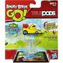 Juguete Angry Birds Go! Telepods Pájaro Amarillo Kart
