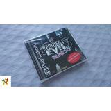 Resident Evil 3 Nemesis [sellado De Fabrica] - Ps1/ps One