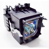 Conjunto De Tv De Proyección Phillips Kds-r50xbr1 Con Bombil