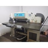 Guillotina Imprenta Gloria 86cm Automatica Monofasica 220v