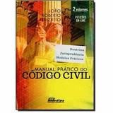 Manual Prático Do Código Civil - 2 Volumes - Novo - 2013