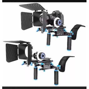 Estabilizador Steadycam Para Cámaras Nikon Canon Gopro