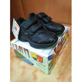 Zapatos Vita Kids Colegiales 22-34