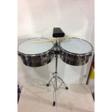 Timbales 13y14pg Stb-1314