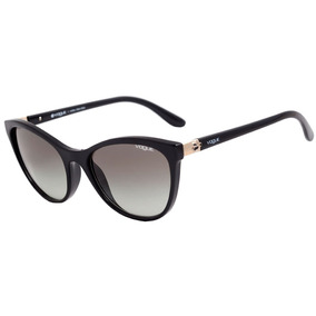 Óculos De Sol Feminino Gatinho Vogue Vo5131sl Preto Original