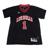 Camisa Do Chicago Bulls - Nba