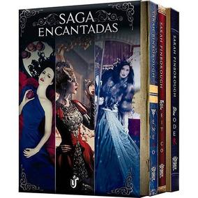 Livro Box - Saga Encantadas (3 Livros)