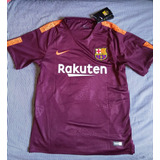 Camiseta Nike Barcelona 2da Alternativa #9 Suárez