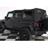 Techo / Capota De Lona Jeep Wrangler