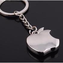 Manzana Logo Apple Precioso Llavero Metalico 1041