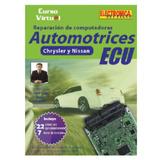 Combo Reparación Computadora Automotriz Ecus Ford Y Crisler
