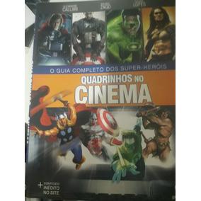 Coleção Quadrinhos No Cinema Volumes 1, 2 E 3