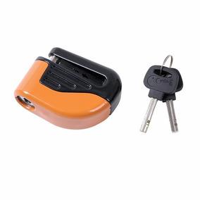 Candado Disco Motocicleta Alarma