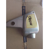 Cacha Lateral Motomel Clipper 110 Cc Gris Agrobikes!