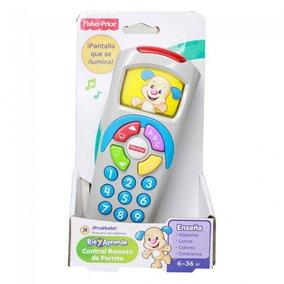 Control Remoto Fisher Price Juguete Didactico Bebe Childrens