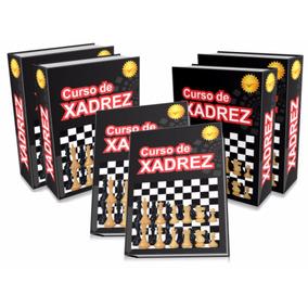 Curso De Xadrez Apostila E-book ( Livro Digital )
