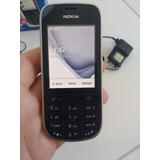 Celular Nokia Asha 202 Branco (dual Chip) Desbloqueado